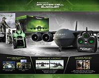 Коллекционный выпуск игровой приставки Tom Clancy's Splinter Cell® Blacklist TM Paladin Multi-Mission Aircraft Edition. (Tom Clancy's Splinter Cell Blacklist Paladin Multi-Mission Aircraft Edition)