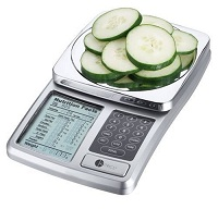 Kitrics Digital Nutrition Scale. (Kitrics Digital Nutrition Scale.)