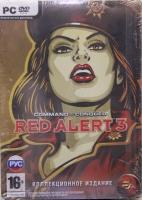 Command & Conquer Red Alert 3: коллекционное издание для PC.